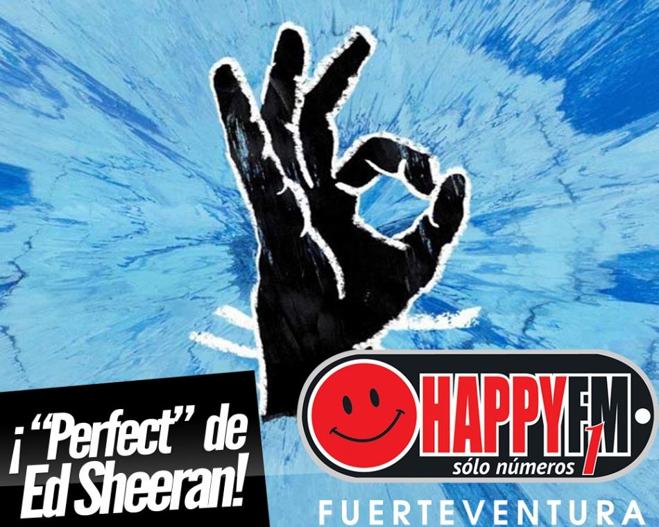 """Ed Sheeran estrena """"Perfect"""""""