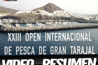XXXIII Open Internacional de Pesca de Altura de Gran Tarajal y I Feria Náutica Insular