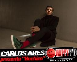 """Carlos Ares nos lanza su """"Hechizo"""""""