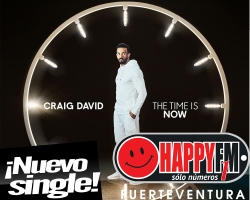 Craig David estrena The Time is Now