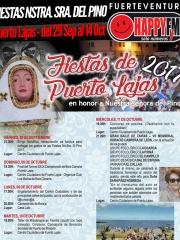 Programa de Fiestas Nuestra Señora del Pino 2017 (del 29 Septiembre al 14 de Octubre)
