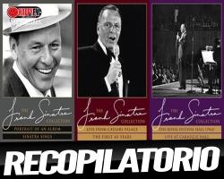 A Punto las mejores canciones de Frank Sinatra en una trilogía