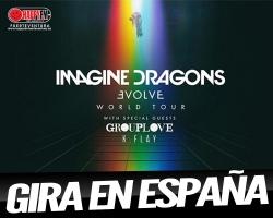Imagine Dragons anuncia conciertos en España