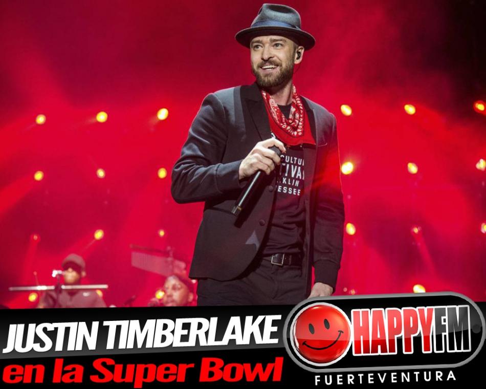 Justin Timberlake ultima detalles para la Super Bowl