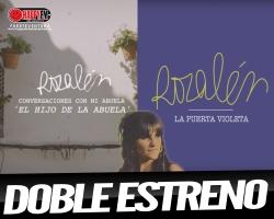 "Rozalén estrena ""La Puerta Violeta"""