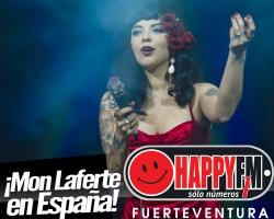Mon Laferte anuncia conciertos en nuestro país