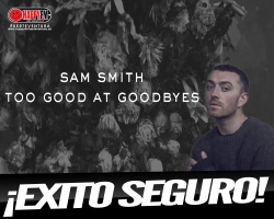 'Too Good At Goodbyes'  es el primer temazo del nuevo disco de Sam Smith