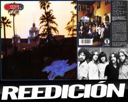 Eagles reedita Hotel California por su 40 aniversario