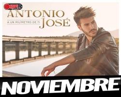 Antonio José publicará disco en Noviembre