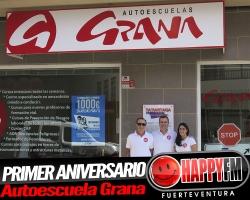 Especial Despiértate Happy desde la Autoescuela Grana