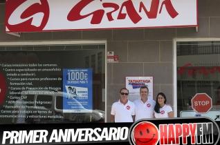 (fotos) Despiértate Happy desde la Autoescuela Grana – especial aniversario