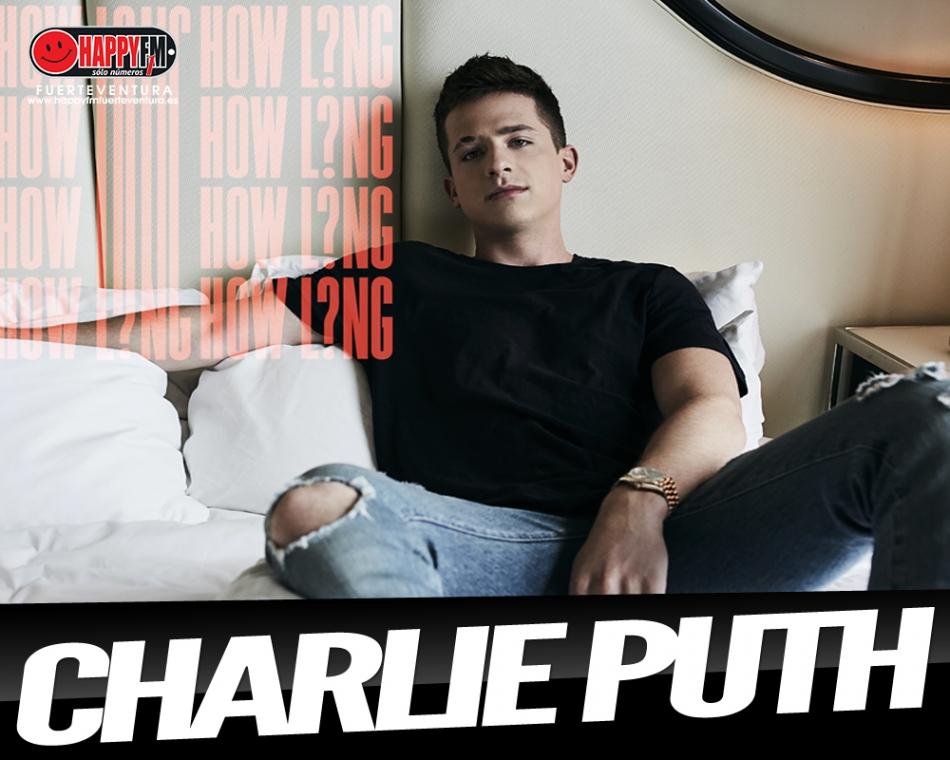 """Charlie Puth estrena """"How Long"""""""