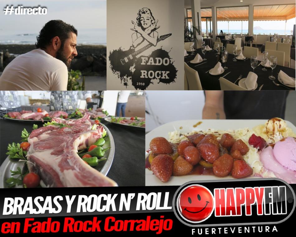 Especial Despiértate Happy en directo desde Fado Rock Corralejo