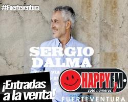 A la venta las entradas para el concierto de Sergio Dalma en Fuerteventura
