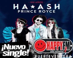 """""""100 Años"""" es la colaboración de Ha*Ash y Prince Royce"""