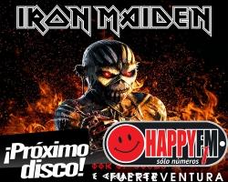 A punto el nuevo trabajo de Iron Maiden