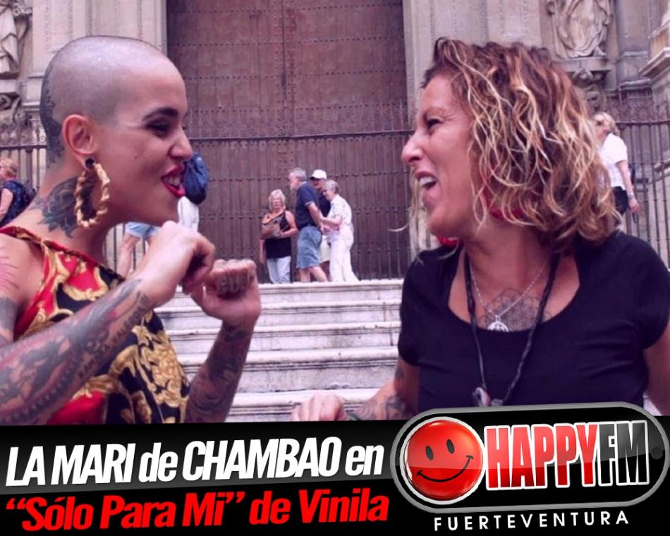 """La Mari de Chambao colabora con Vinila Von Bismark en el tema """"Sólo Para Mi"""""""