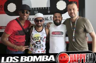 Grupo Bomba en directo en Happy FM Fuerteventura