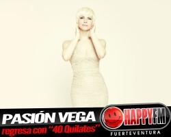 Pasión Vega regresa con 40 quilates de pasión y música