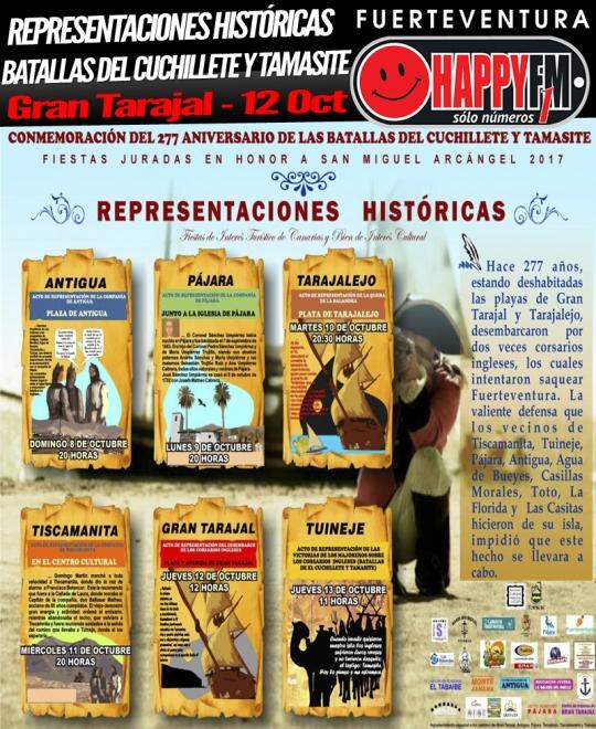 representacioneshistoricas_grantarajal_12octubre_happyfmfuerteventura