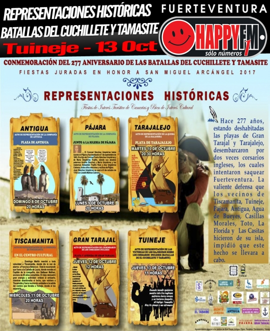 representacioneshistoricas_tuineje13oct_happyfmfuerteventura