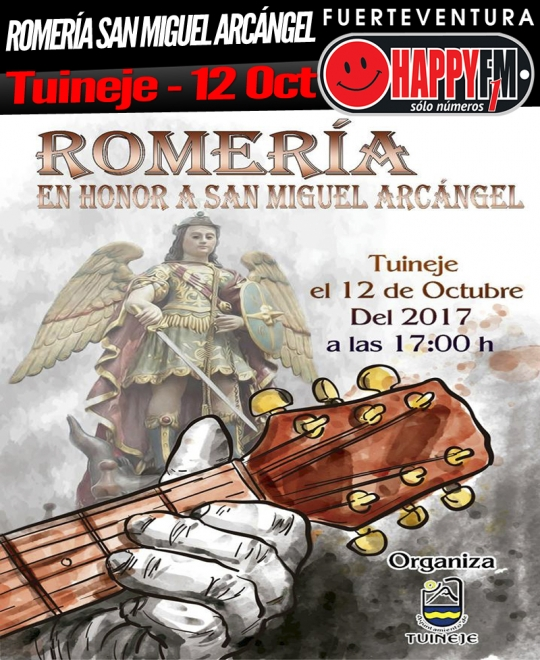 romeriasanmiguel2017_happyfmfuerteventura