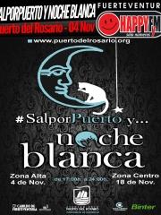 SalPorPuerto Y Noche en Blanco en Puerto del Rosario