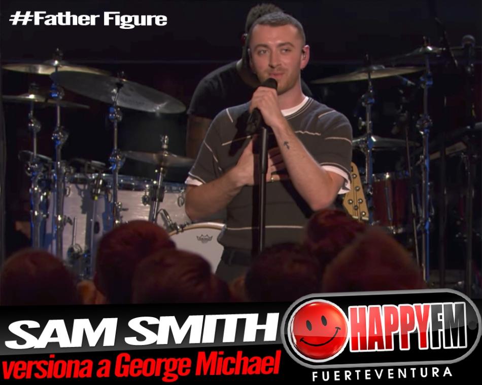"Sam Smith a lo George Michael en ""Father Figure"""