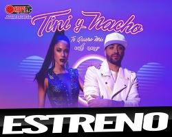 "Tini Stoessel ft Nacho presentan ""Te Quiero Más"""