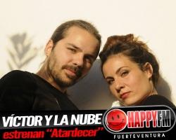 """Víctor Y La Nube estrenan """"Atardecer"""""""