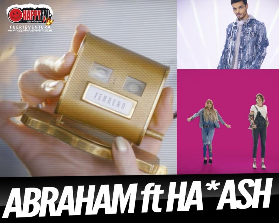 """Abraham Mateo colabora con Ha*Ash en su nuevo single, """"30 de Febrero"""""""