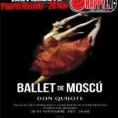 """El Ballet de Moscú presenta en Fuerteventura """"Don Quijote"""""""