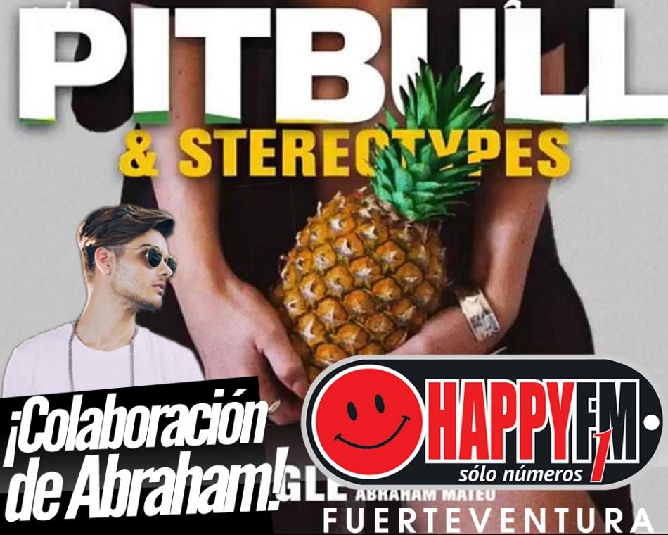 """Abraham Mateo colabora en """"Jungle"""", lo nuevo de Pitbull"""