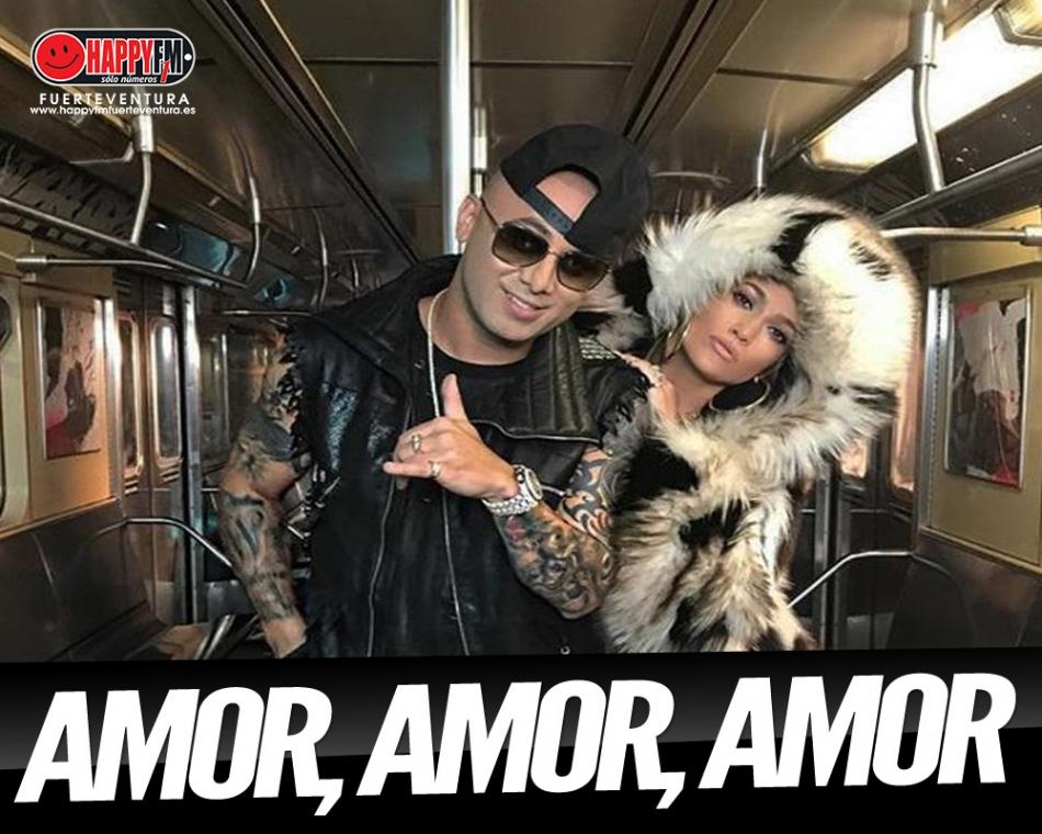 """""""Amor, Amor, Amor"""" es lo nuevo de Jennifer López y Wisin"""