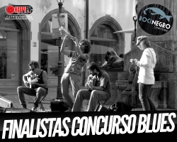 Bocinegro Downhome finalistas de un importante concurso de Blues en Barcelona