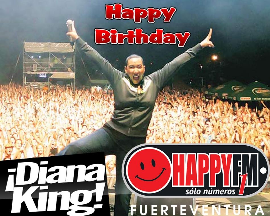 Diana King está de cumpleaños