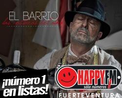 El Barrio, número 1 de listas de discos en nuestro país