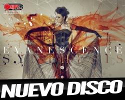 """""""Synthesis"""" es el nuevo disco de Evanescence"""