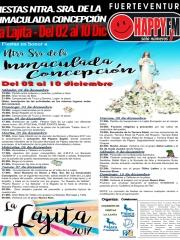 Fiestas en honor a Nuestra Señora de la Inmaculada Concepción en La Lajita (del 02 al 10 de Diciembre)
