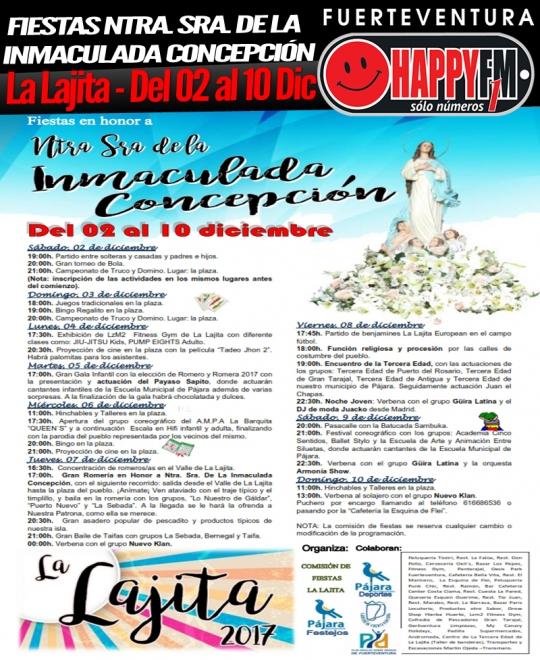 fiestasinmaculadaconcepcion_lalajita2017_happyfmfuerteventura