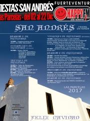 Fiestas en honor a San Andrés en Las Parcelas (del 02 al 22 de Diciembre)