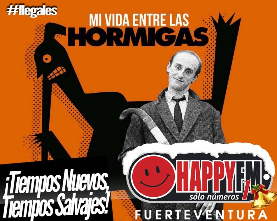 """Ilegales estrena la reedición de """"Tiempos Nuevos, Tiempos Salvajes"""""""