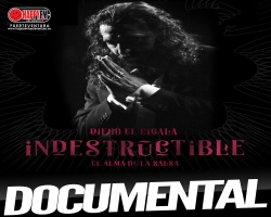 """Indestructible"" es el documental de Diego El Cigala"