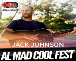 Jack Johnson, nueva confirmación del Mad Cool Festival 2018