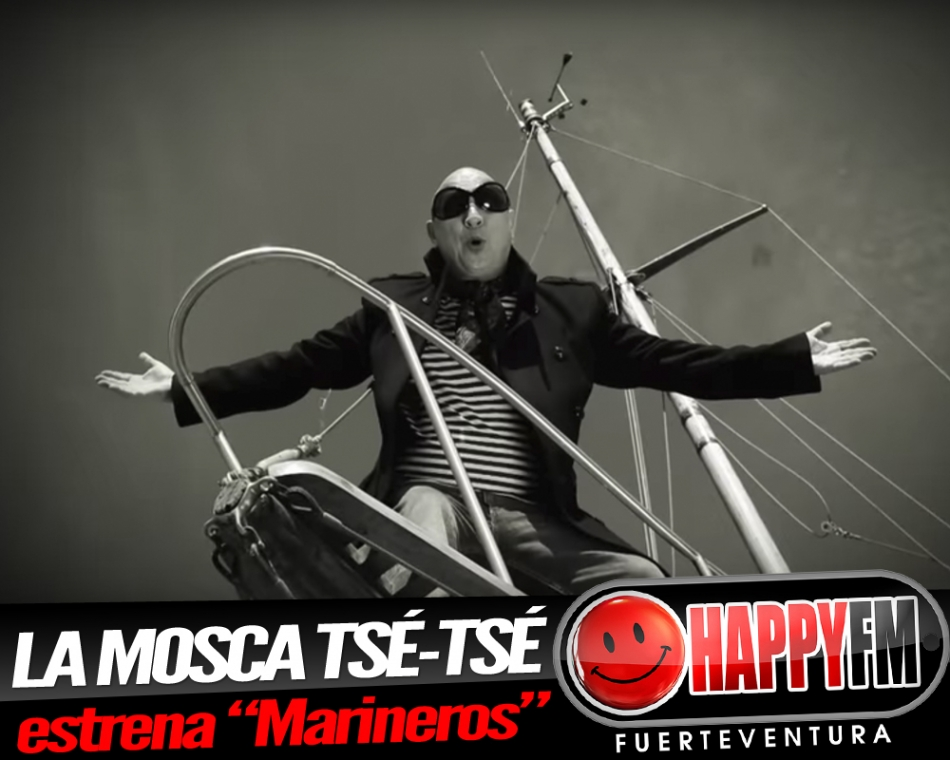 """La Mosca Tsé-Tsé presenta """"Marineros"""""""
