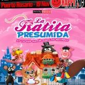 """Teatro Infantil: """"La Ratita Presumida"""" en Corralejo"""