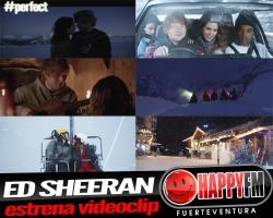 """Ed Sheeran estrena el videoclip para """"Perfect"""""""
