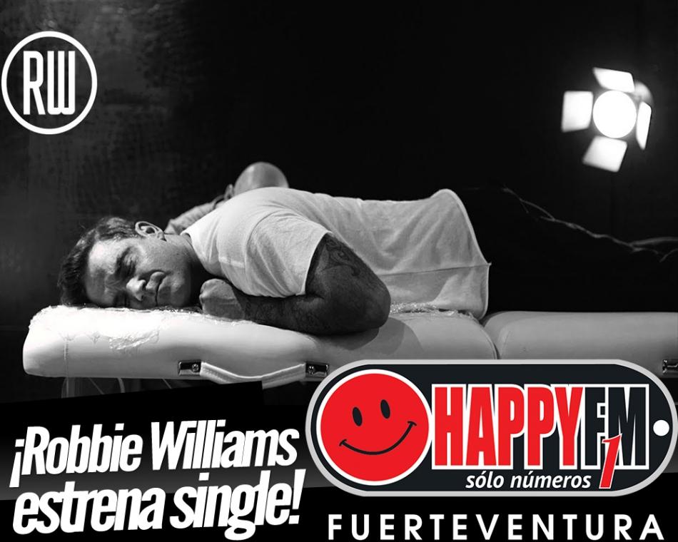 """Robbie Williams estrena """"Run It Wild"""""""