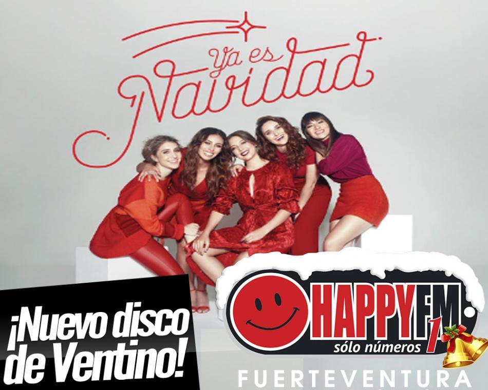 """Ventino estrena su álbum """"Ya Es Navidad"""""""
