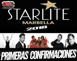 Sting, David Bisbal, Pablo Alborán, Sara Baras y Cantajuegos, primeras confirmaciones del Stralite 2018